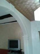 Portali arte pietra snc - Rivestimento arco interno ...